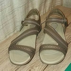 EUC | Dr Scholl's Women's Sandals